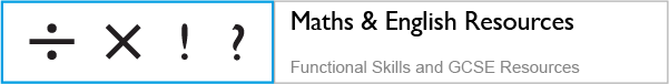 Maths and English Resources