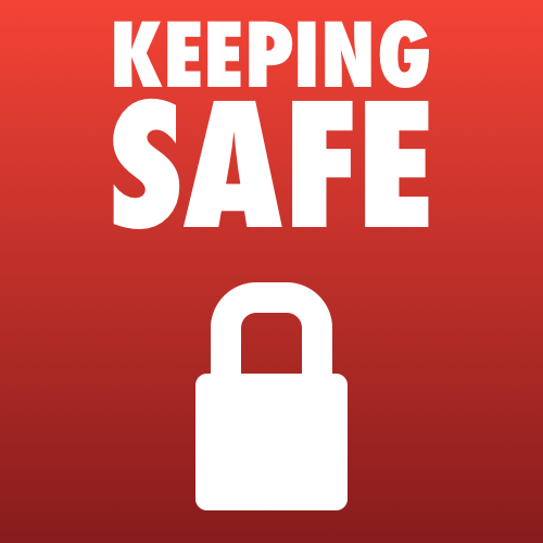 Click to go to the Keeping Safe page