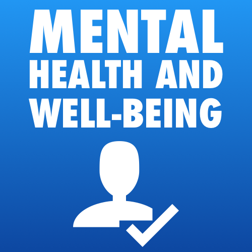 Click to go to the Mental Health and Well-being page