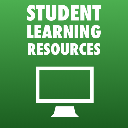 Click to go to the Student Learning Resources page